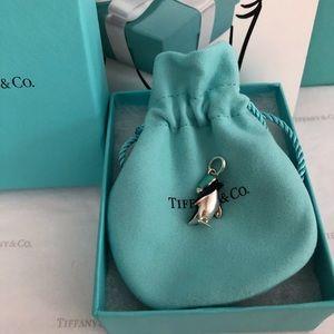 Tiffany& Co. Penguin Charm